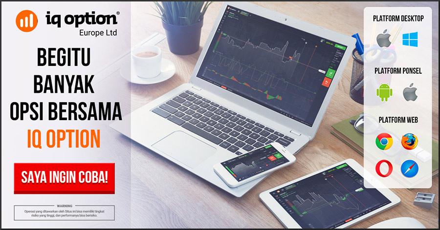 Rahasia Sukses Trading Binary Option Terbongkar! Dapatkan Keuntungan 91% setiap kali trading!